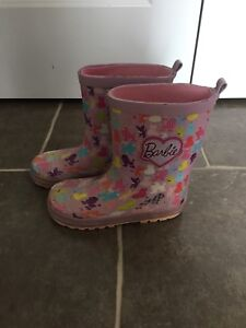 Barbie boots - size 13