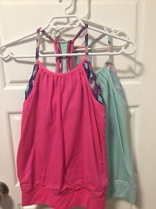 Ivivva double dutch tanks: size 10
