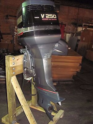 """2002 Yamaha 250HP outboard motor 250TXRA 25"""" OX66 Excellent condition 225HP #2"""