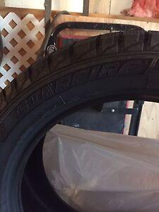 Winter tires  Kitchener / Waterloo Kitchener Area image 2