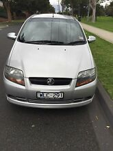 Holden Barina MY08 Hatch Hawthorn East Boroondara Area Preview
