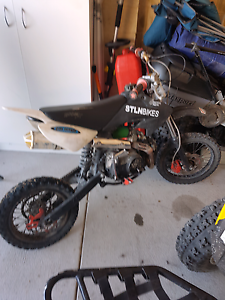 Thumpstar 125cc pit bike Two Rocks Wanneroo Area Preview