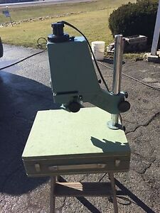 Vintage photo enlarger