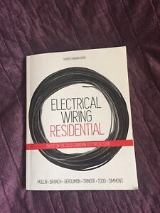 Electrical Wiring Residential 7th Edition Textbook