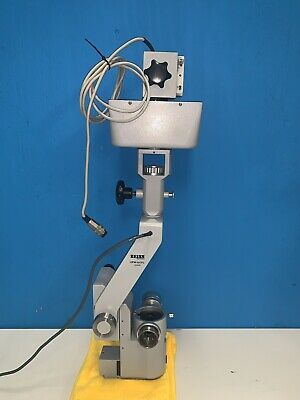 Zeiss Opmi 6-cfc Surgical Ophthalmic Microscope Head With Xy And Autoreturn Opmi