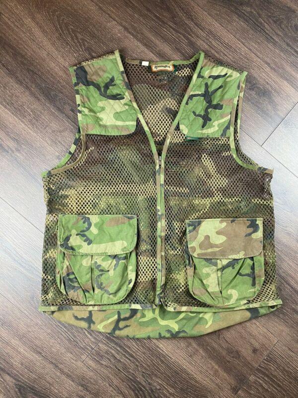 Remington Camouflage Vest