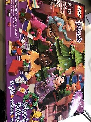LEGO 41353 Friends Christmas Advent Calendar 500pcs NEW