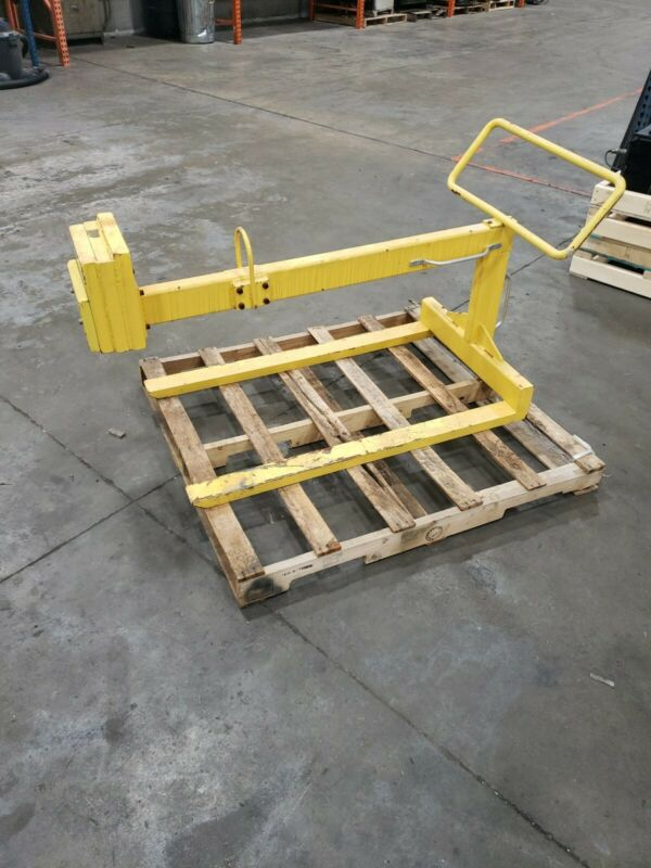 Overhead Crane Pallet Lifter 200 Pound Capacity #6293sr
