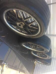 "PDW 18"" used wheels Helensburgh Wollongong Area Preview"
