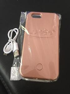 LuMee rose cover for iPhone 6s Guildford Parramatta Area Preview