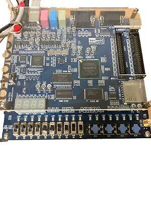 Altera Terasic De1 Fpga With 24-bit Precision Audio