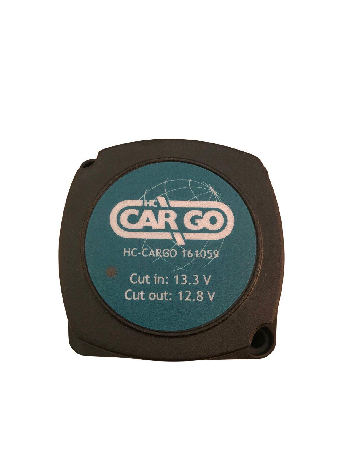 Intelligent VSR Unit 12v 140A Voltage Sensing Split Charge Relay 161059