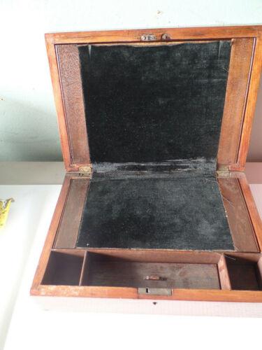 Antique Victorian Traveling portable lap desk