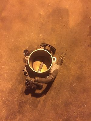 honda S2000 throttle body