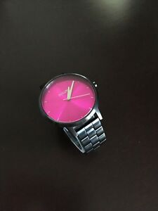 "Nixon Women's Kensington rare color watch ""New"""