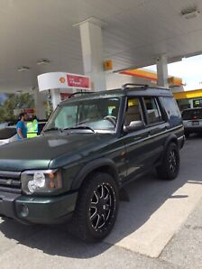 2003 Land Rover Discovery. Great shape