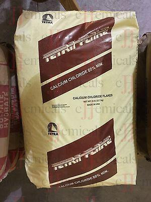Calcium Chloride Flakes Cacl2 2h2o 2lb