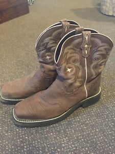 Justin gypsy cowgirl boots