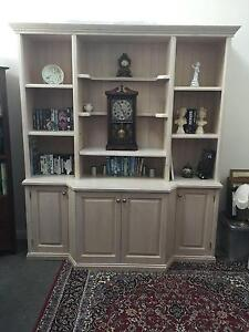 magnificent Entertainment/storage/display cabinet - custom made Geilston Bay Clarence Area Preview