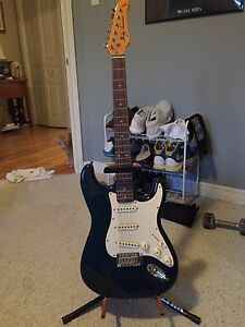Jay Typhoon Electric Guitar