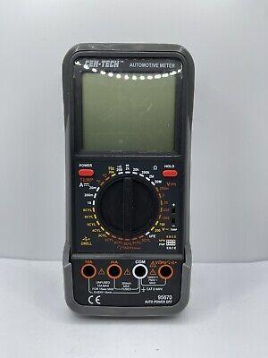 Cen-tech Automotive Multimeter - No Probes No Battery