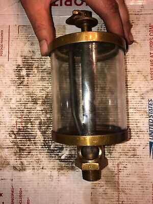 American Lubricator Co Size 6 Cylinder Oiler Hit Miss Engine