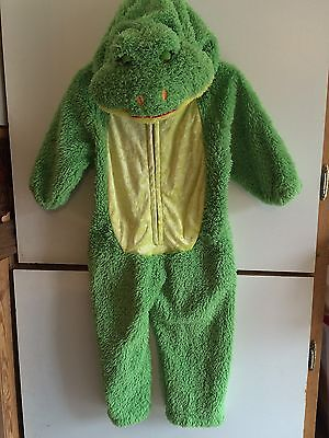 Toddler Halloween Costume Frog 24 Months