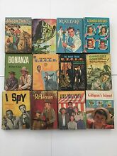 Whitman Classic TV Authorized books LOT of 44 Chatswood Willoughby Area Preview