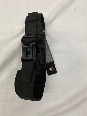 Eagle Industries Black 7.75 Baton Holder Molle Qd Buckle Police Asp