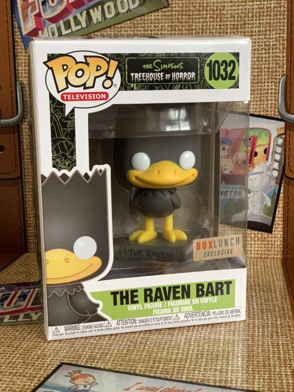 Funko Pop The Simpsons Treehouse of Horror 821 Demon Lisa /& Maggie #498 OOB