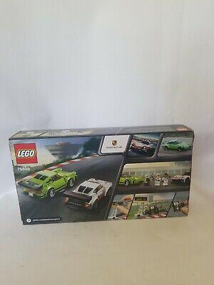 LEGO 75888 Porsche 911 RSR and 911 Turbo 3.0