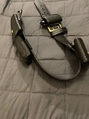 Boston Basketweave Duty Belt 32 Inch With Bianchi Accessories