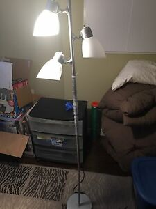2 stand lamps for sale