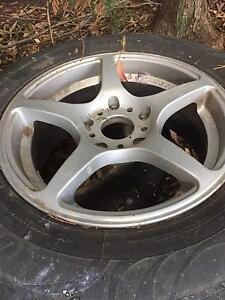 "15"" inch alloy wheels Bathurst Bathurst City Preview"