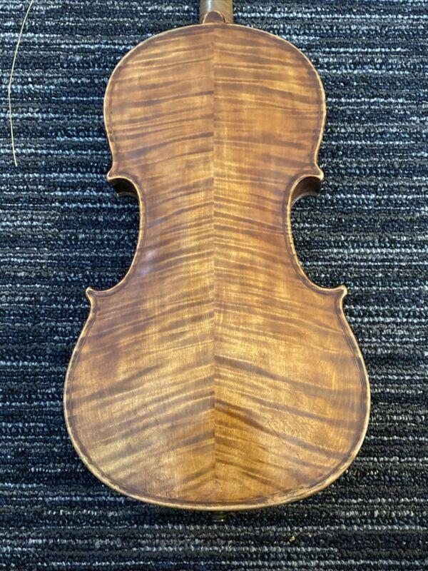 Historic violin by Aug Merz,Altenburg L.S 1885 Hof   (old, antique
