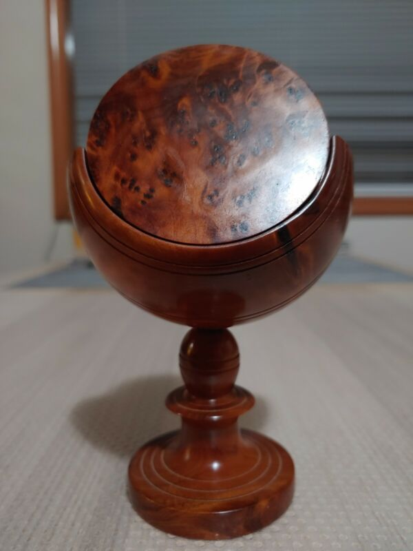 屋久杉泡瘤 杯垫Antique Japanese Yakushima Yakusugi Cedar fir burl wood coasters artwork