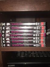 Sex and the city season 1 - 6 DVDs Toowong Brisbane North West Preview