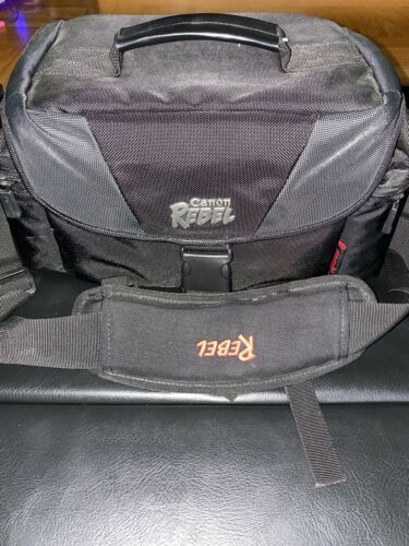 CANON REBEL GADGET BAG FOR EOS DIGITAL DSLR CAMERA NEW - $10.00