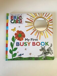 Board book: My first busy book