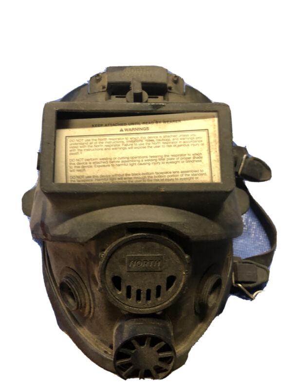 Respirator Type Welding Mask