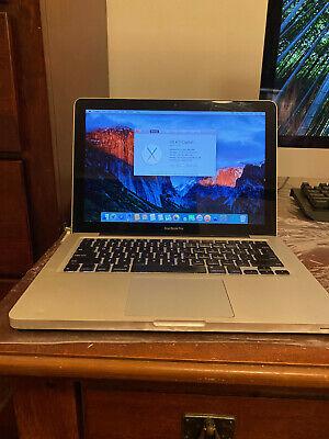 Apple MacBook Pro (13-inch Mid 2009) 4 GB RAM, 120GB SSD. 2.53GHZ CPU