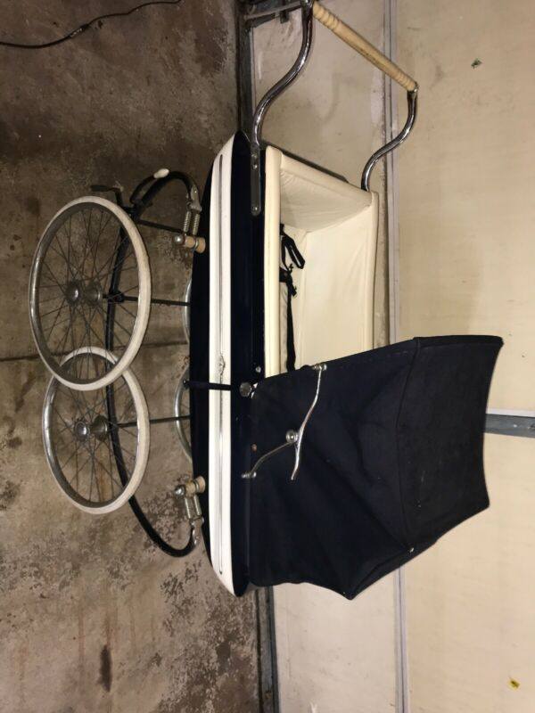 Vintage Allwin Prom Baby Stroller Buggy