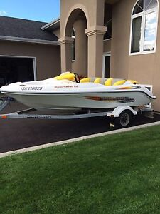 Seadoo sportster Le five seater 2003