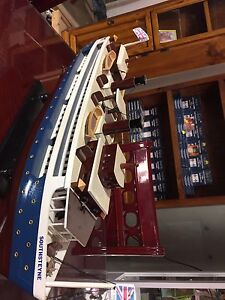 Handmade Display Model Wooden Boat Yacht Stanhope Gardens Blacktown Area Preview