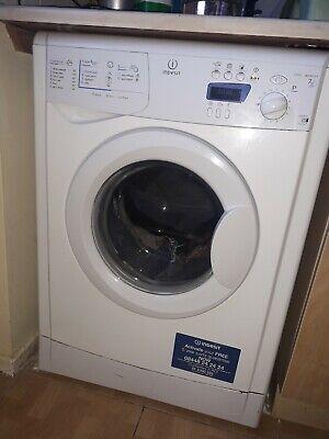 Indesit washing machine used (7kg)
