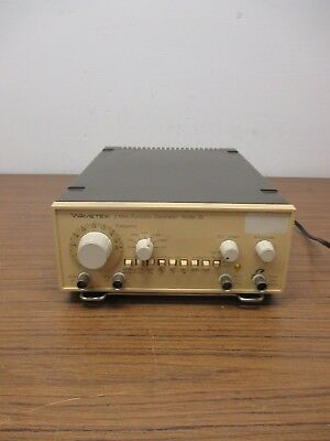 Wavetek 20 2mhz Frequency Pulse Sweep Waveform Function Generator