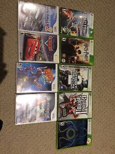 9 xbox and wii games London Ontario image 1