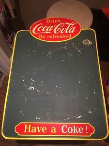 Antique Coke sign