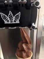 Softeismaschine MIETEN softeis Eis Frozenjogurt Bayern - Gerbrunn Vorschau