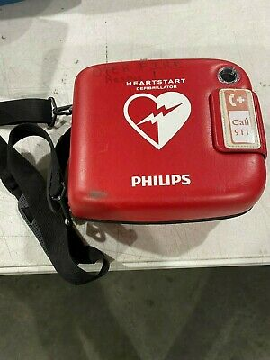Philips Heartstart Aed Frx Case Used